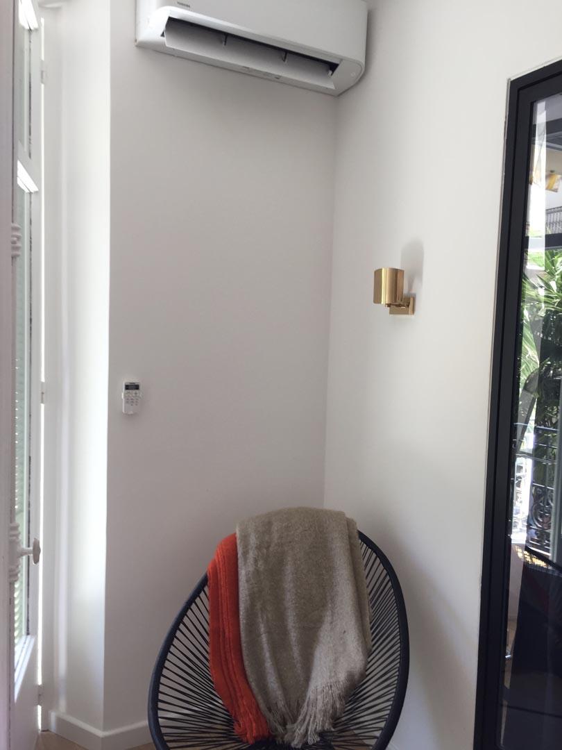 installation climatisation daikin
