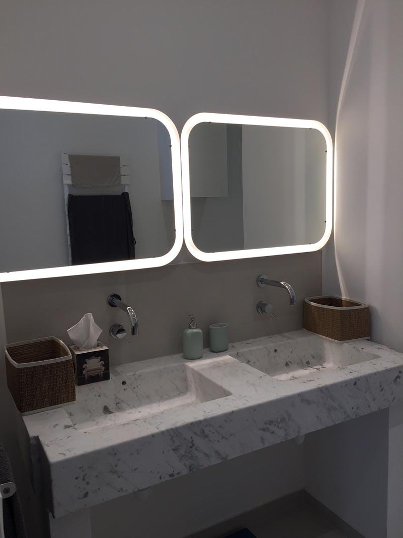 renovation salle de bains moderne