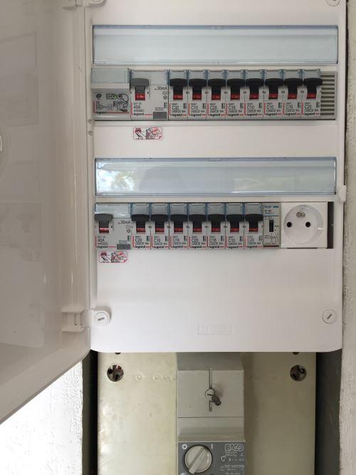 tableau electrique aux normes